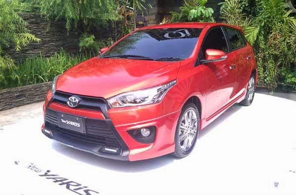 Toyota Yaris Tak Gentar Hadapi Honda Jazz