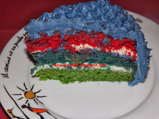 Tarta de cumpleaños Triki