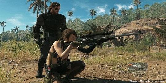 Review Games Metal Gear Solid V: The Phantom Pain Seri Metal Gear Solid