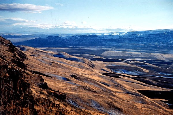 The Scablands—A Place of Great Geological Controversy