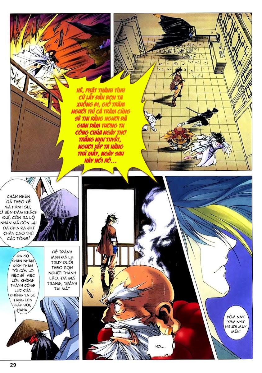 Lục Đạo Thiên Thư chap 4 - Trang 28