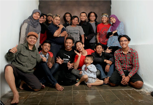 Bingkai Nusantara, bingkai, nusantara, foto, art, arts, Kuningan arts, Rumah yang Yahud