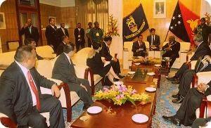 Hubungan Indonesia - Papua Nugini akan Ditingkatkan ...