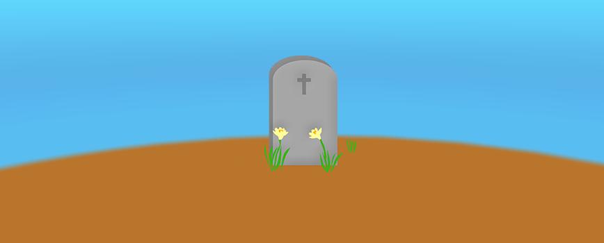 Être payé pour fleurir et entretenir des tombes