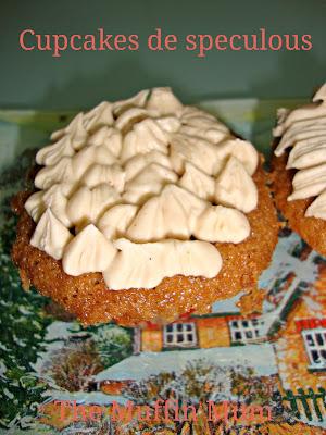 Cupcakes de speculoos