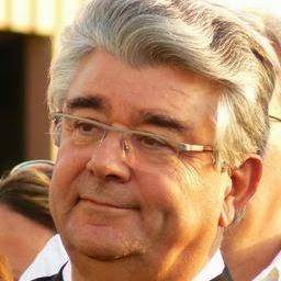 André GERIN député-maire honoraire de Vénissieux