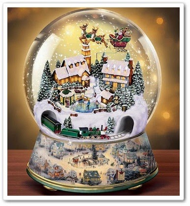 Видео урок Рождественский шар своими руками