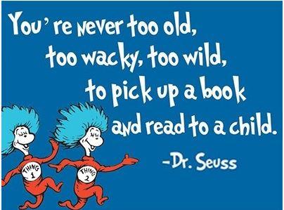 Dr Seuss Quotes Reading Quotesgram
