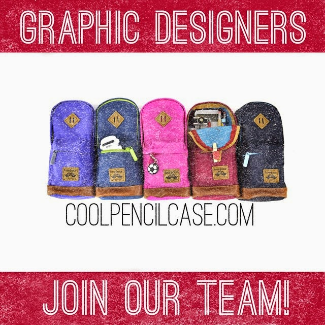 cool pencil case jobs