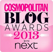 SHORTLISTED AS BEST FOOD BLOG!