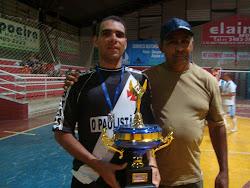 Vereador domingão e o atleta marquinhos