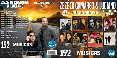 Discografia Zezé Di Camargo & Luciano Vol.2 2016