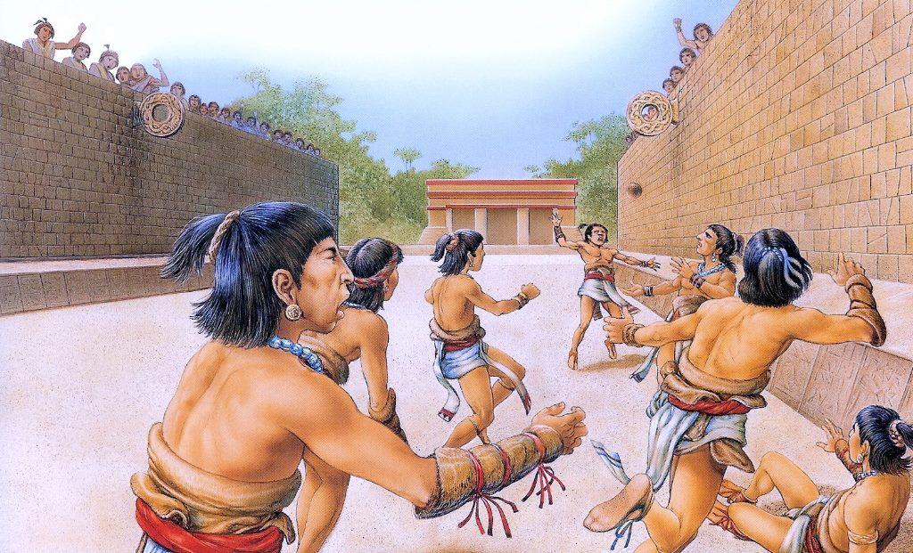 Juego de Pelota Maya