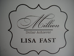2nd Million Dollar Sales Achiever in Stampin' Up! history!
