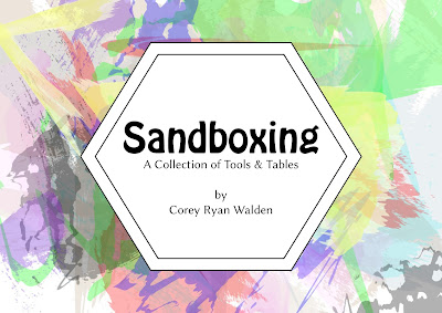 Sandboxing - Corey Ryan Walden