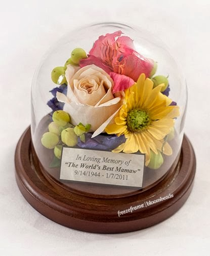 Memorial Flower Preservation