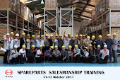 Spareparts Salesmanship Training
