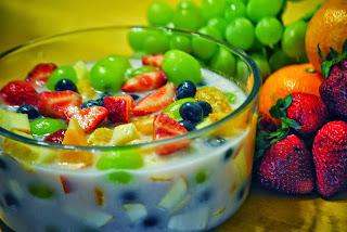 resep es buah segar