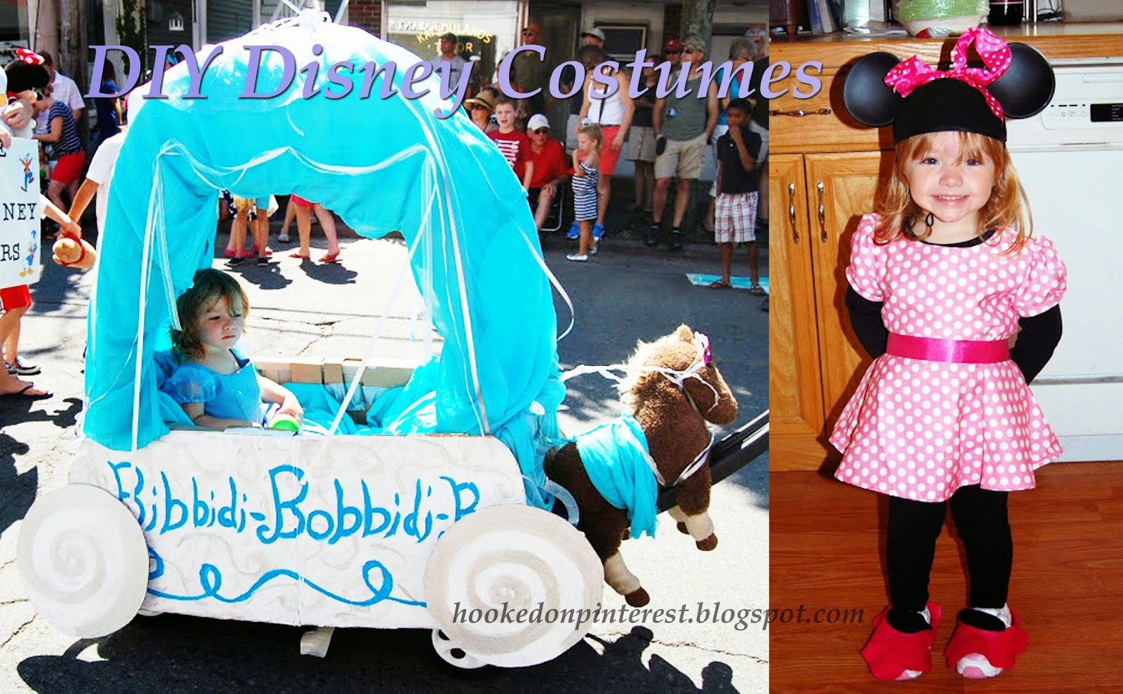 hooked on pinterest: diy disney halloween costumes
