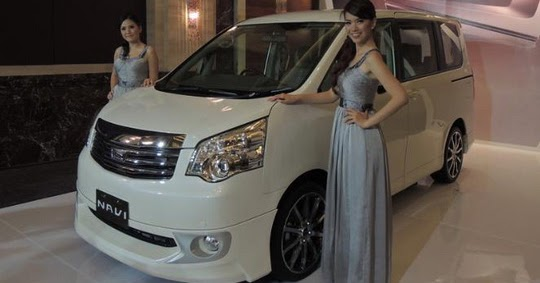 Jual Mobil Bekas, Second, Murah: Harga Toyota Nav1 ...
