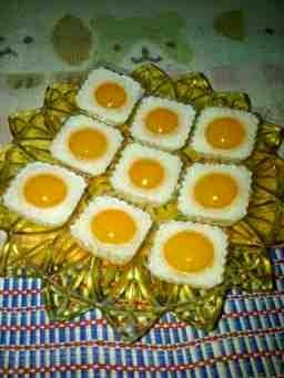 Resep Membuat Puding Telur Ceplok Mata Sapi