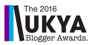 Blogger of the Year 2016