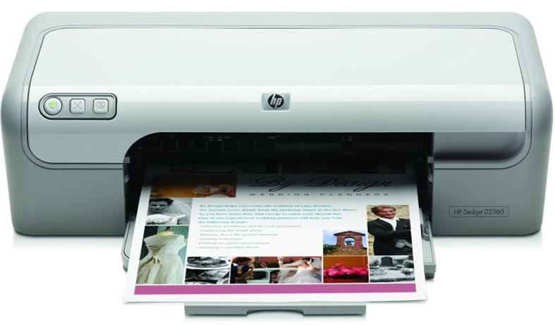 Скачать драйвера на принтер hp deskjet d2360
