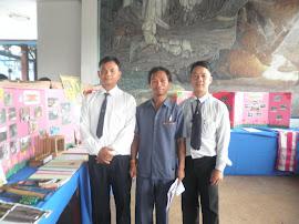 การจัดนิทรรศการของนักศึกษา