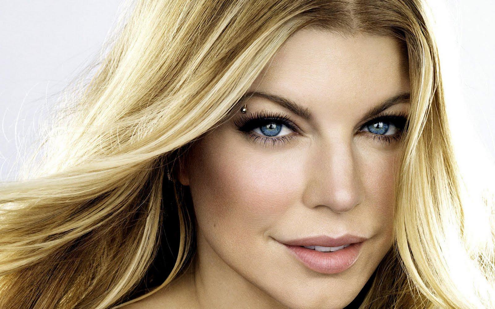 Beautiful HD Girls Wallpapers Fergie