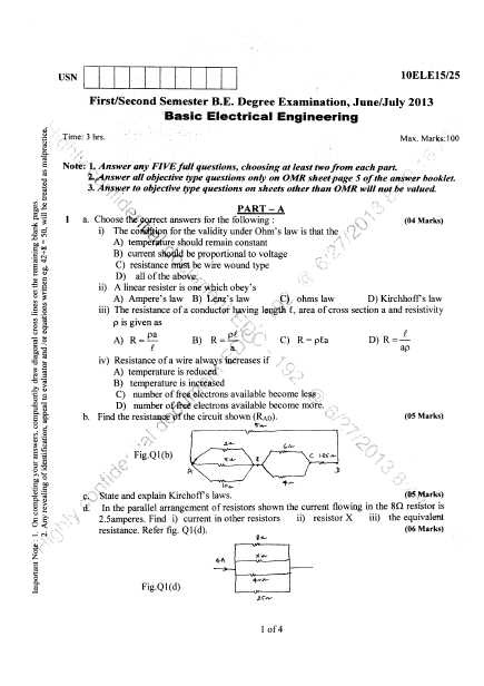 Research papers in electrical engineering