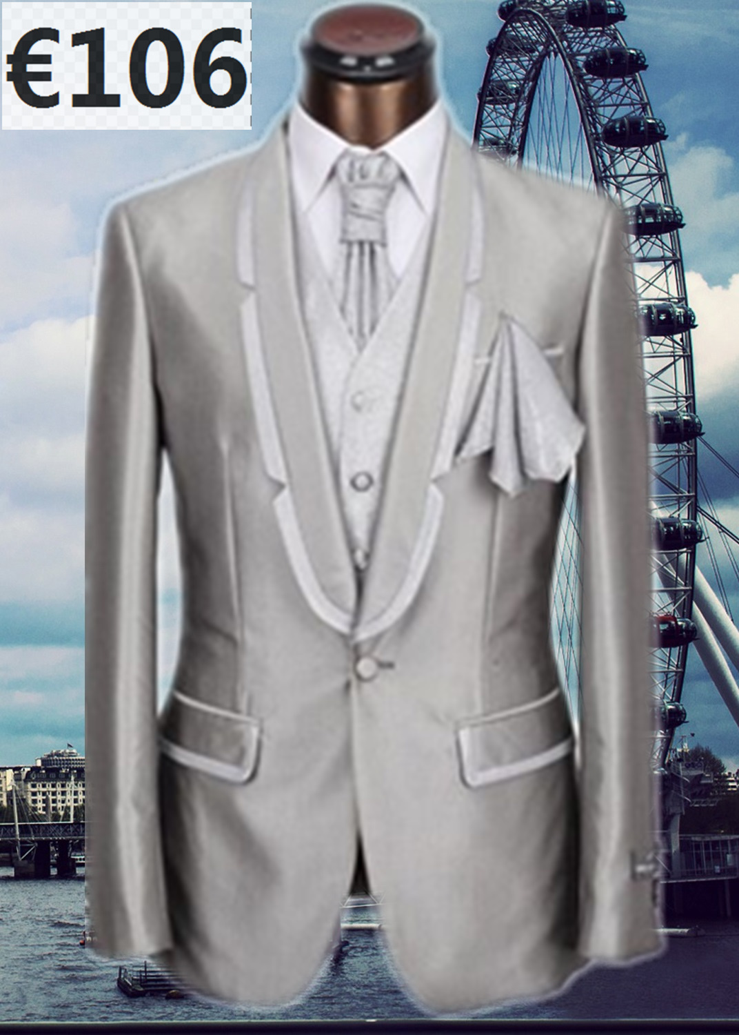 costume 3 pieces armani - Costume Homme 3 Pieces Mariage