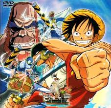 One Piece Episode 139 - 143 Subtitle Indonesia Rainbow Mist Arc