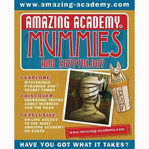 Amazing Academy Mummies