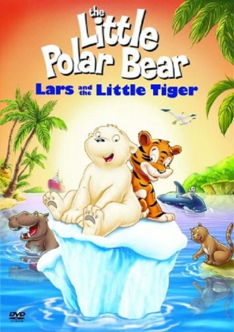 The Little Polar Bear: Lars and the Little Tiger (2002) tainies online oipeirates