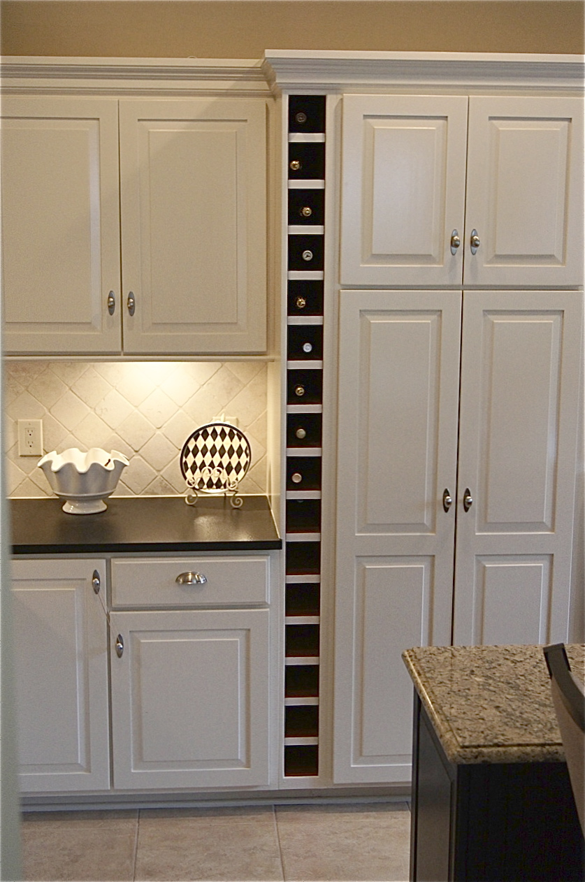 The Yellow Cape Cod Dramatic Kitchen Makeover Before and