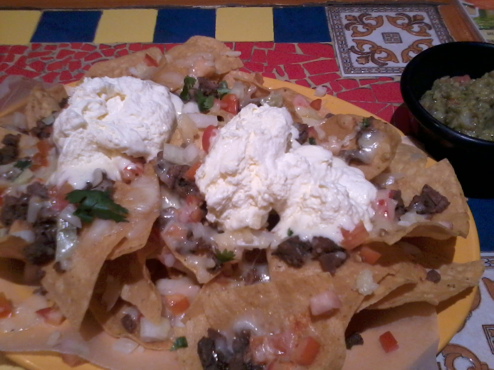 BAJA MEXICAN CANTINA: WHERE ALL YOUR MEXICAN CRAVINGS SATISFIED ...