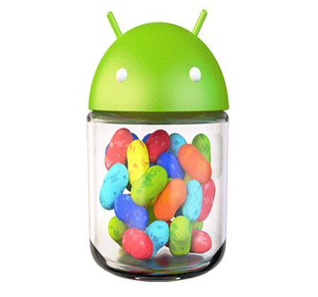 Android 4.1, 4.2, 4.3 (Jelly Bean)