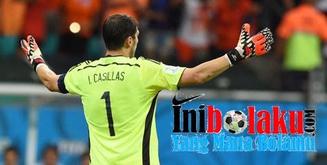 Presiden PSG Ingin Boyong Casillas Dengan Gaji Tinggi