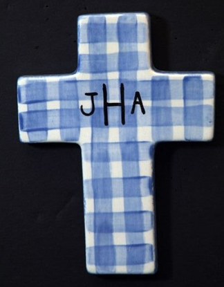 personalized crosses for kids