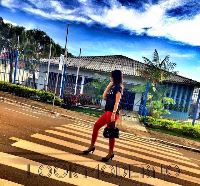 Look: Na Cidade Moderno