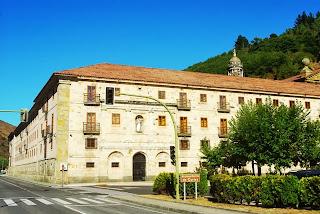 monasterio de Corias, exterior