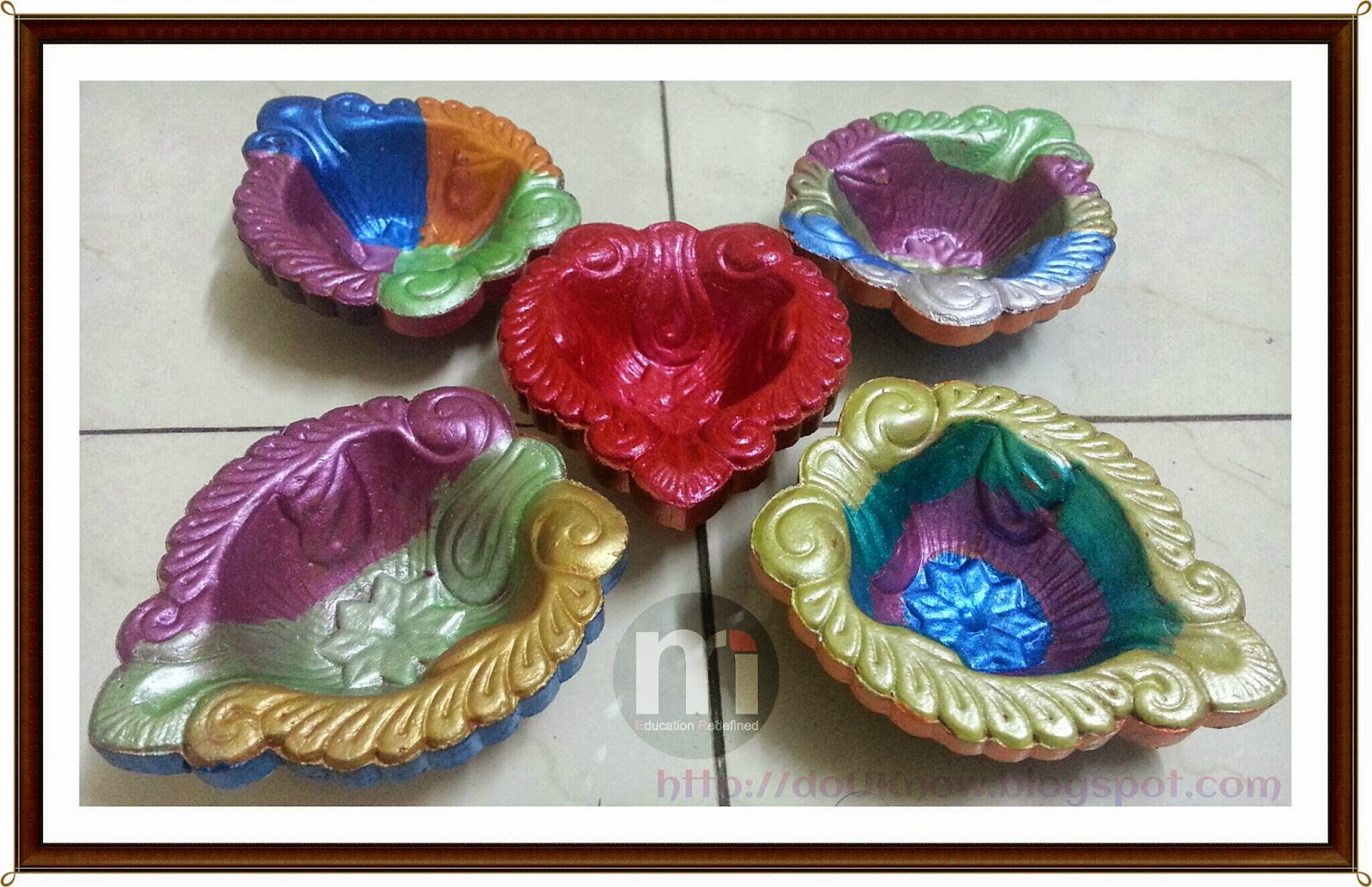 Diya Designs By Ritika Bhatt Do You Know