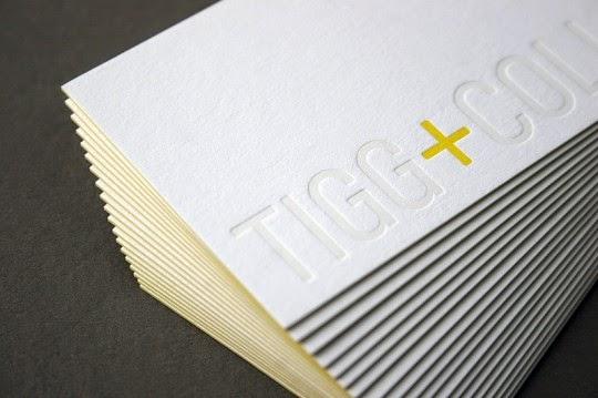 Blush°° letterpress printing studio