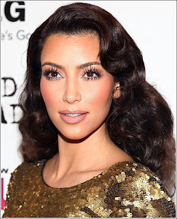 how to get a perfect hairline like kim kardashian