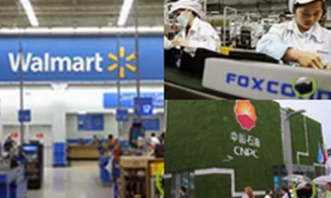 5 Perusahaan yang Memiliki Karyawan setara Satu Kabupaten