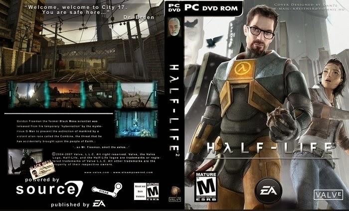 تحميل لعبة Half Life 2