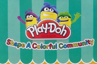 Jom bawa anak-anak anda ke sambutan bulan PLAY-DOH® Sabtu Ini di 1 Utama !