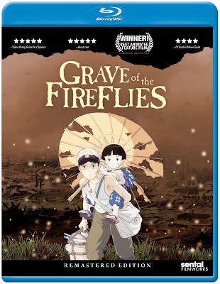 Grave of the Fireflies (La Tumba de las Luciérnagas)(1988) 720p BRRip 886MB mkv Trial Audio AC3