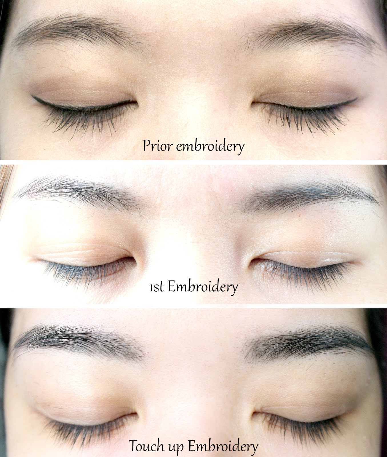 Eyebrow embroidery review for 1 salon eyebrow embroidery