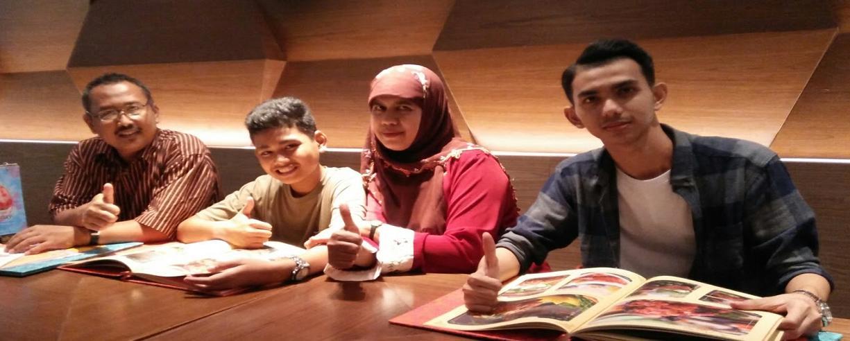 GUS PIPIN FAMILY